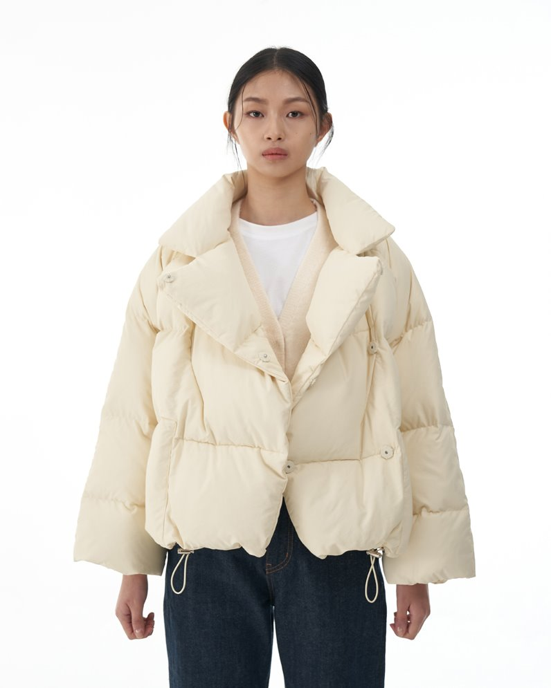 Duck Down Jacket (YELLOW)
