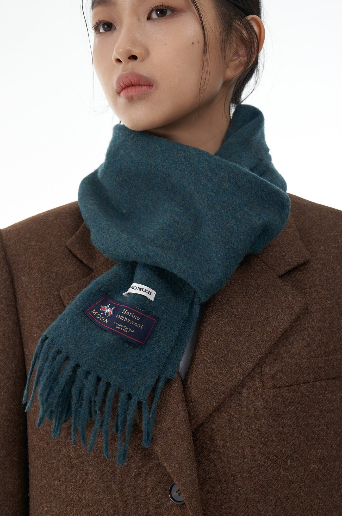 British Wool Scarf