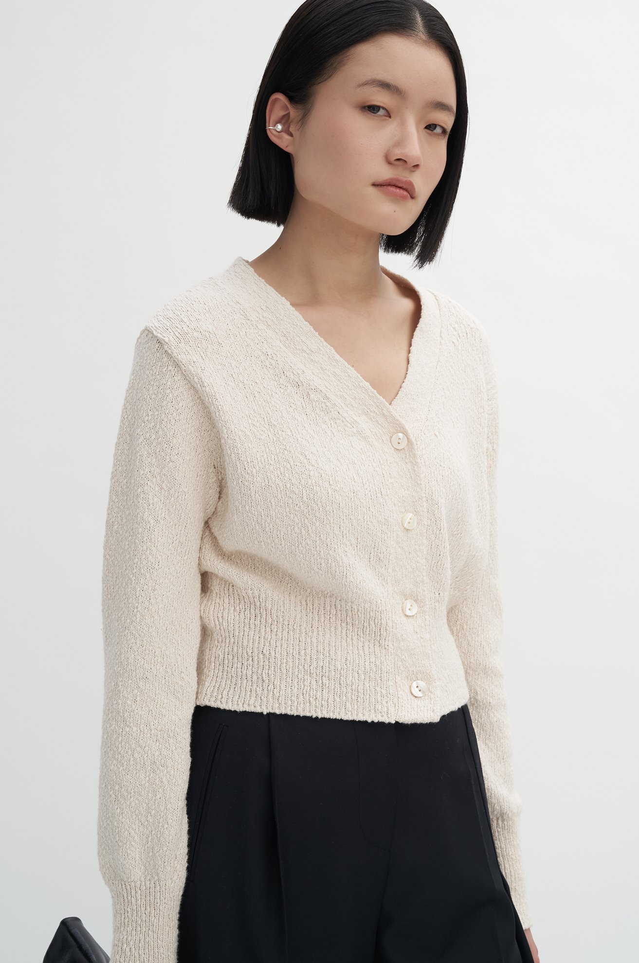 Spring Cotton Cardigan