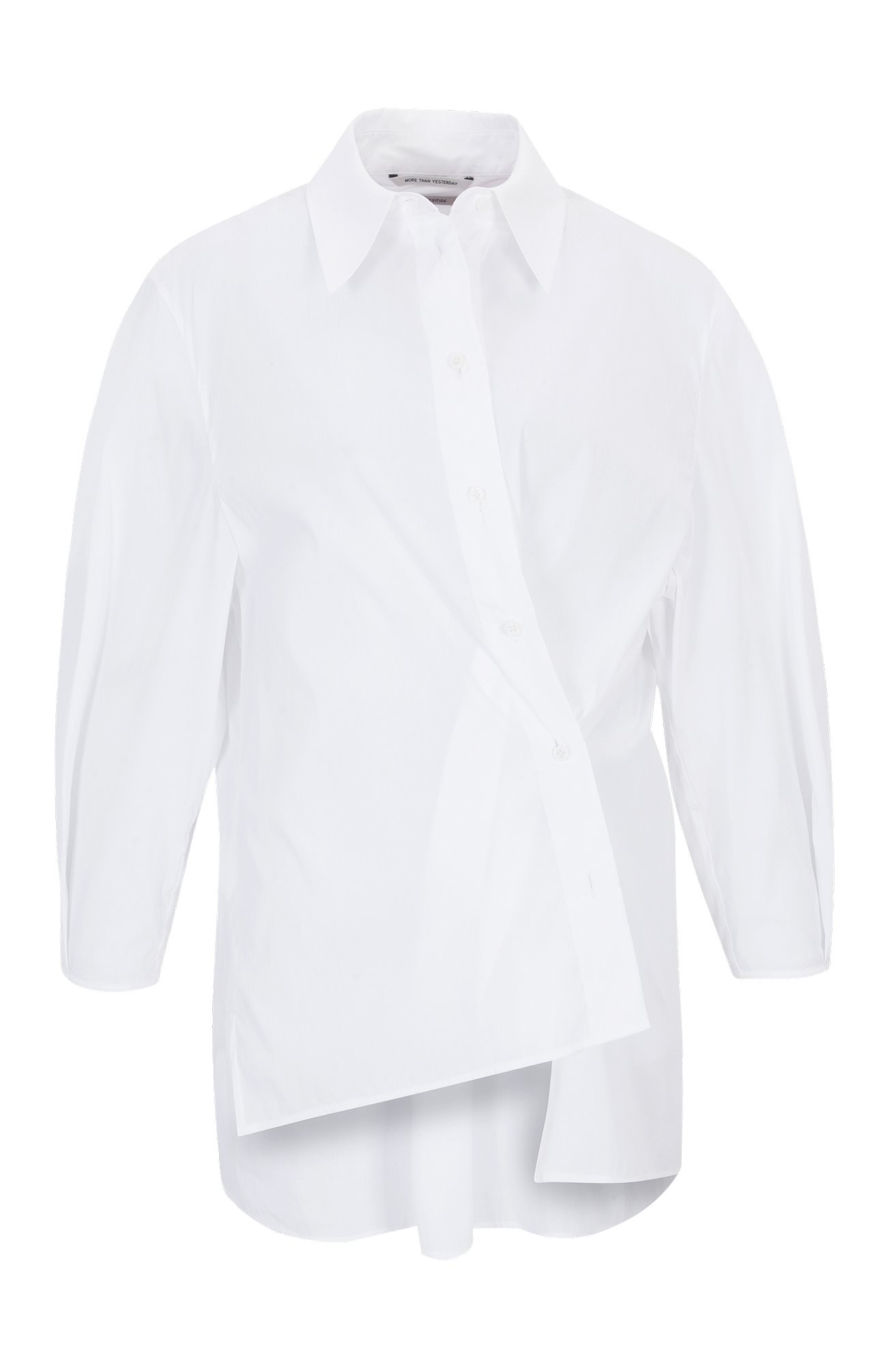 PUFF SLEEVE BLOUSE (WHITE) ATELIER EDITION
